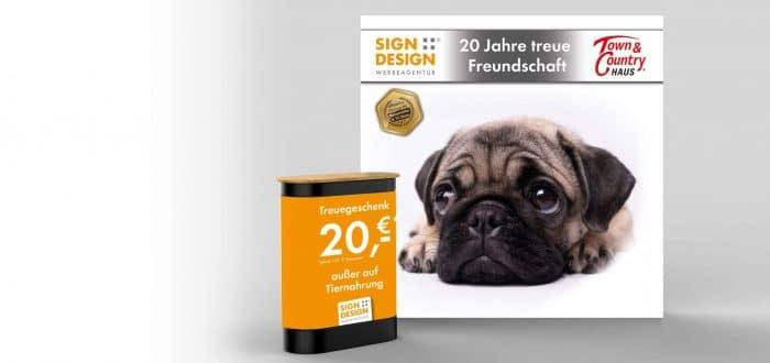 Hausmesse bei Town & Country Haus Lizenzgeber GmbH