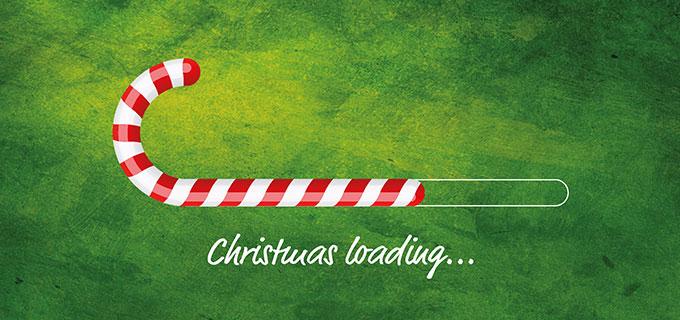 Christmas loading…