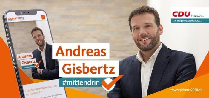 Andreas Gisbertz
