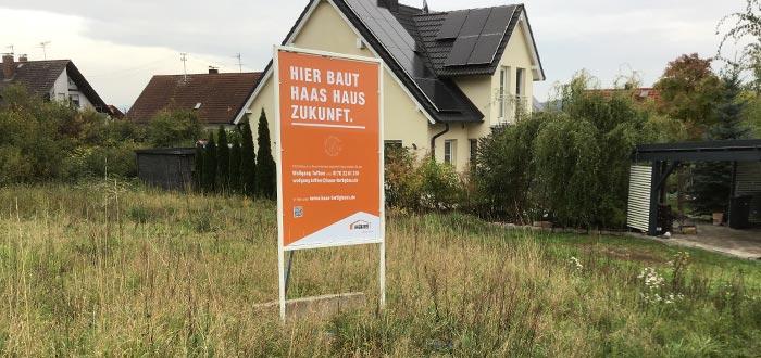 Deutschlands Nr. 1 für Mietbauschilder