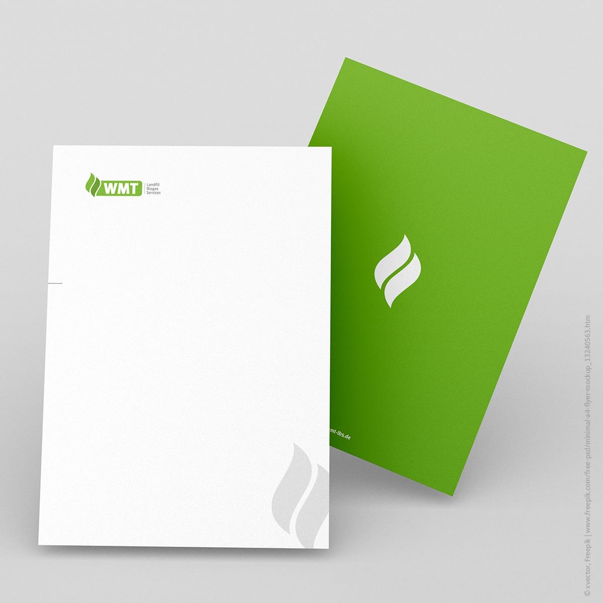 Geschäftsausstattung-Briefbogen