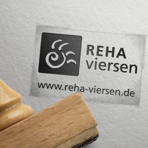 Reha Viersen Logo